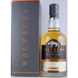 Wolfburn Aurora Single Malt Whisky