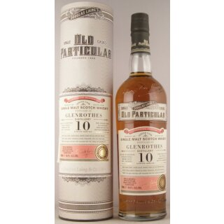 Old Particular Glenrothes Distillery 2005 10 Jahre