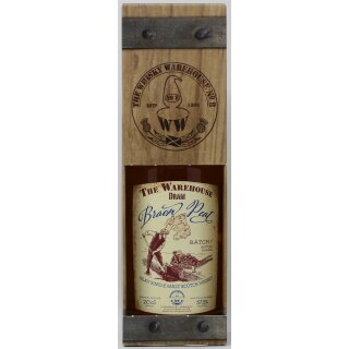 Braon Peat The Warehouse Dram 0,2l