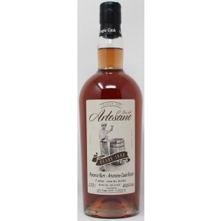 El Ron del Artesano Amarone Cask Finish
