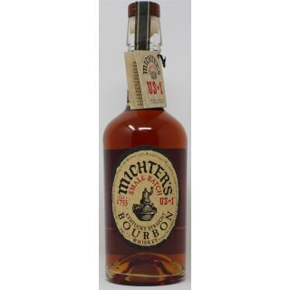 Michters Straight Bourbon