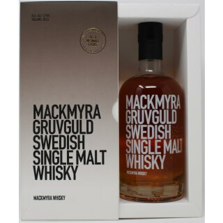 Mackmyra Limited Season Edition Gruvguld