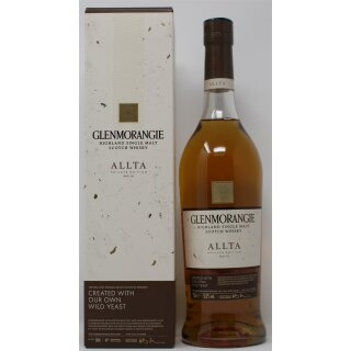 Glenmorangie Single Malt Allta