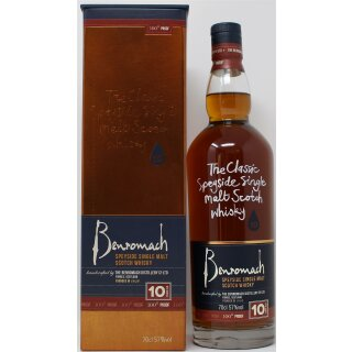 Benromach Single Malt 10 Jahre 100 Proof