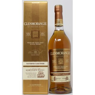 Glenmorangie Nectar DOR Single Malt Scotch