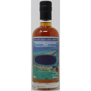 Travellers Traditional Column Rum Belize Batch 1