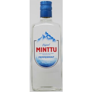 Minttu Peppermint 35%vol.
