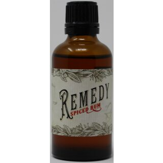 Remedy Spiced Rum 5cl