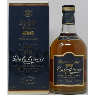 Dalwhinnie Distillers Edition Single Malt