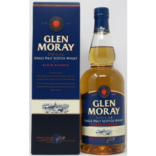 Glen Moray Single Malt Classic
