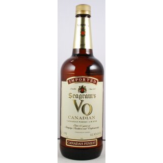 Seagram VO Blended