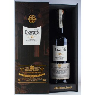 Dewars  True Scotch 18Jahre