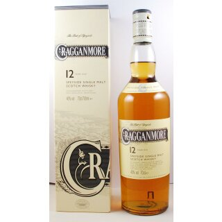 Cragganmore  Single Malt  12 Jahre