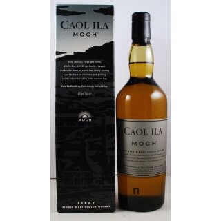 Caol Ila Moch Islay Single Malt
