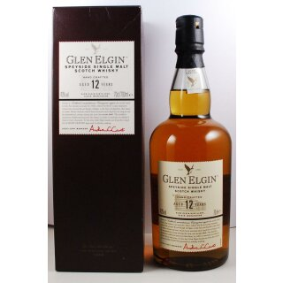 Glen Elgin Speyside Single Malt 12 Jahre