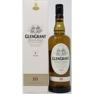 Glen Grant 10 Jahre Single Malt