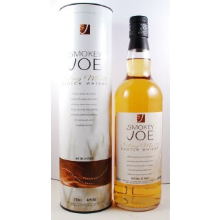 Smokey Joe Islay Malt Scotch