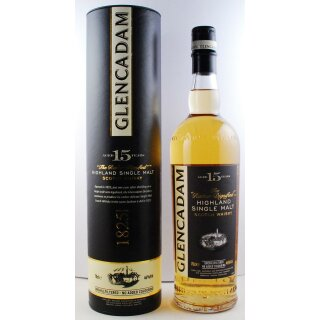 Glencadam Single Malt Scotch 15 Jahre
