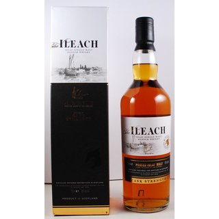 The Ileach Cask Strength Single Malt