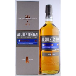 Auchentoshan Distillery Single Malt Scotch 18 Jahre