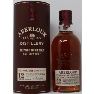Aberlour Single Malt Double Cask 12 Jahre