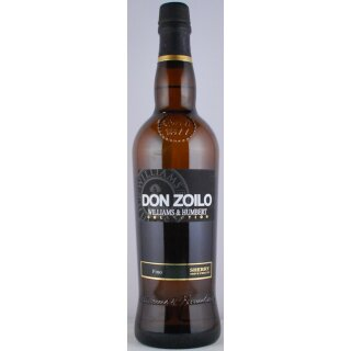 Don Zoilo Fino Sherry