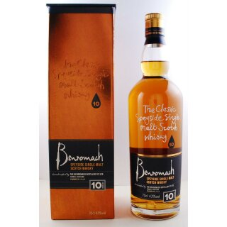 Benromach Single Malt 10 Jahre