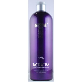 Tatratea Forest Fruit 62 Tea Liqueur