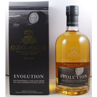 Glenglassaugh Evolution Single Malt