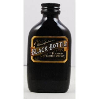 Black Bottle Blended Scotch 5cl