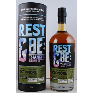 Rest & Be Thankful Octomore 6 Jahre Sauterne